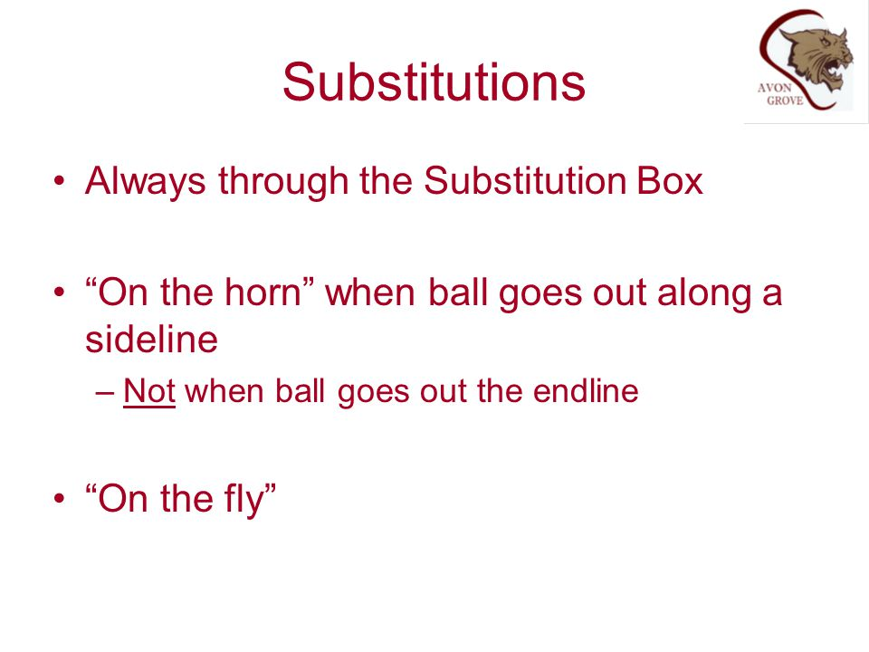 Substitutions Always through the Substitution Box