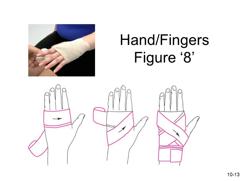 Hand/Fingers Figure '8'