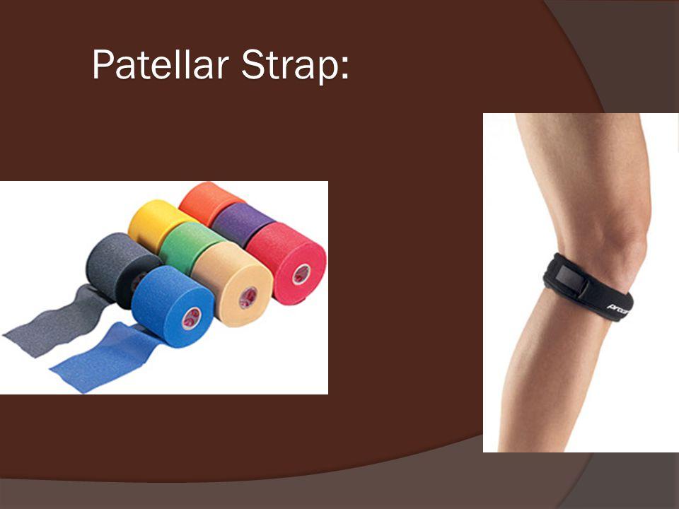 Patellar Strap: