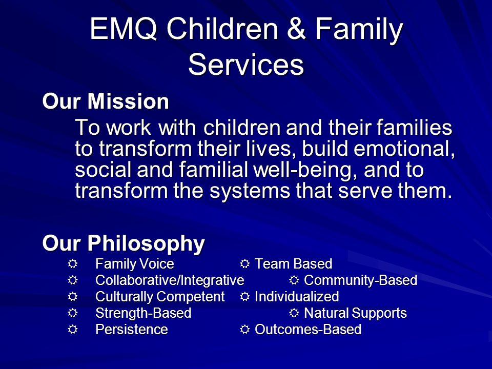EMQ Children & Family Services