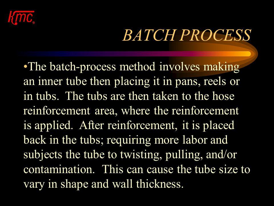 BATCH PROCESS