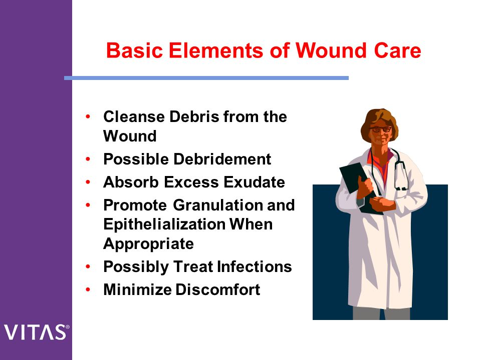 Basic Elements of Wound Care