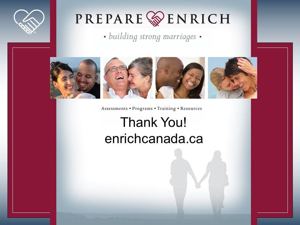 Thank You! enrichcanada.ca 76