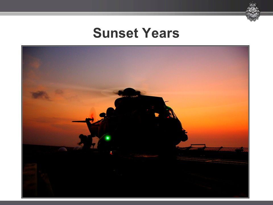 Sunset Years