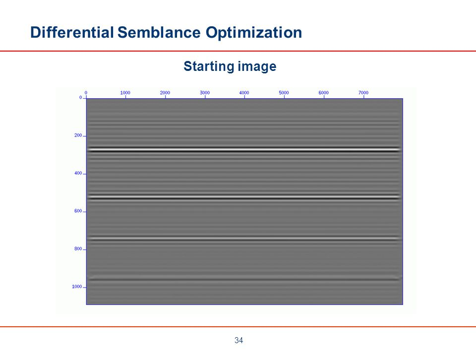 Differential Semblance Optimization