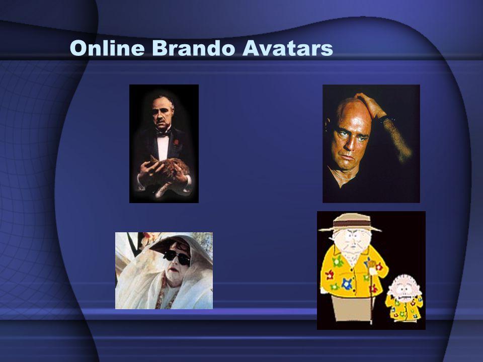 Online Brando Avatars
