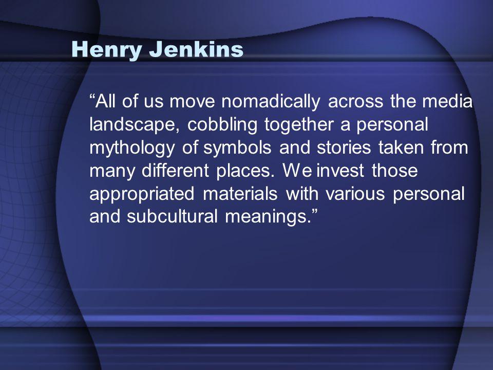 Henry Jenkins