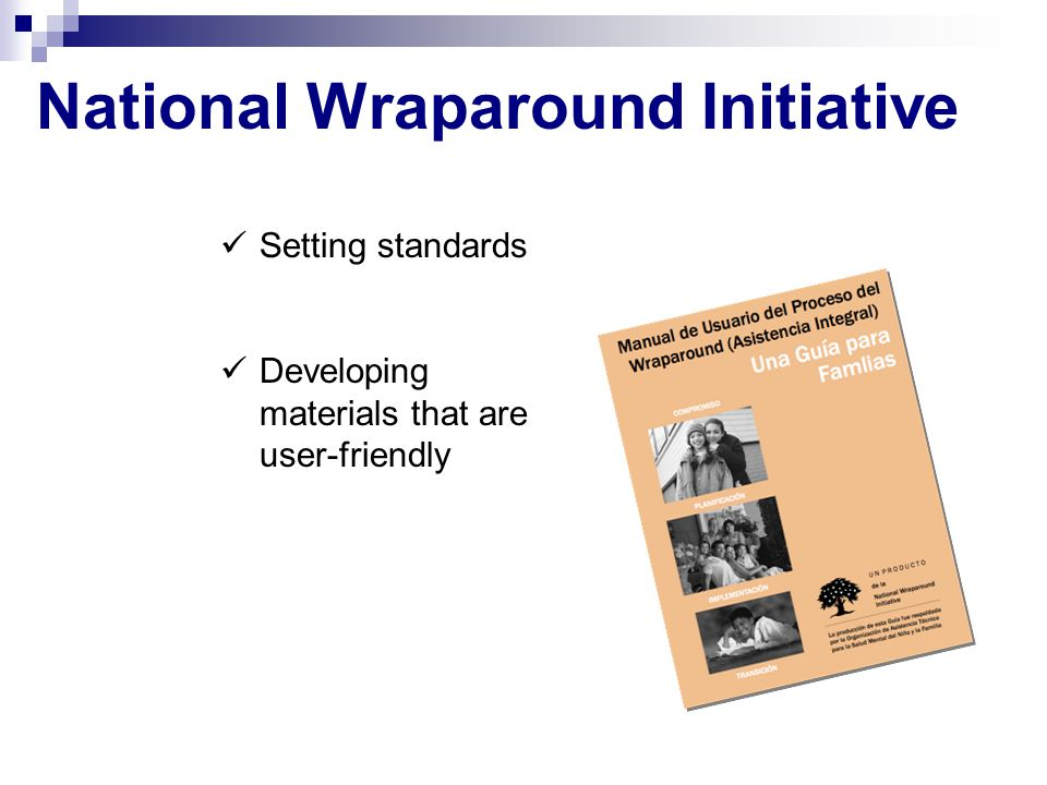 National Wraparound Initiative