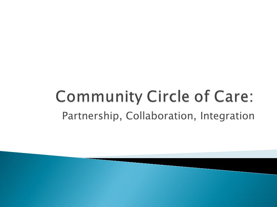 Community Circle of Care: