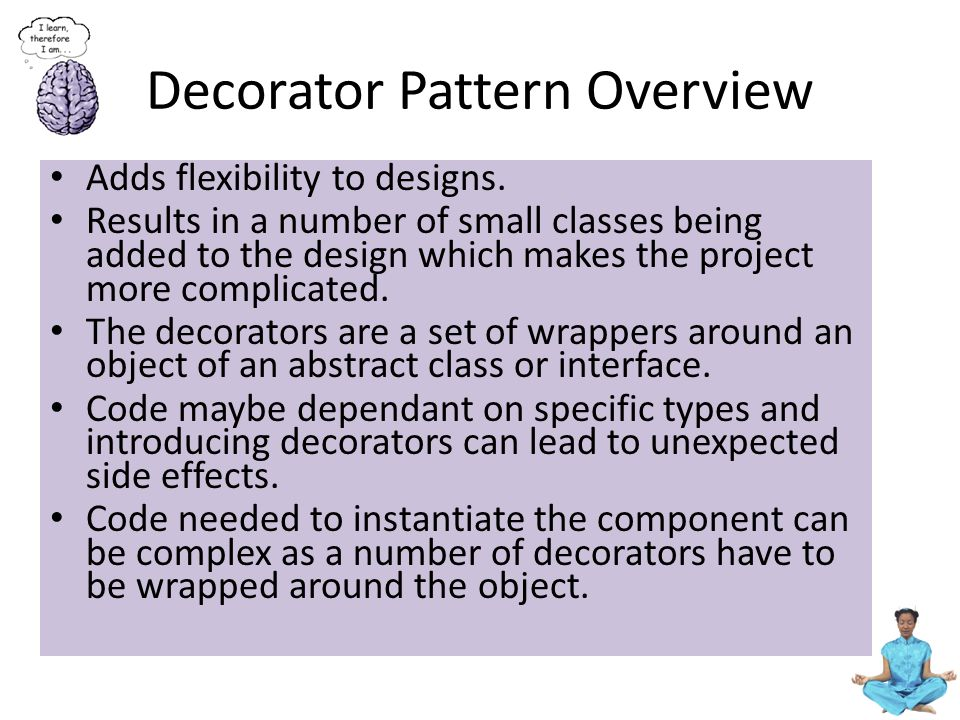 Decorator Pattern Overview