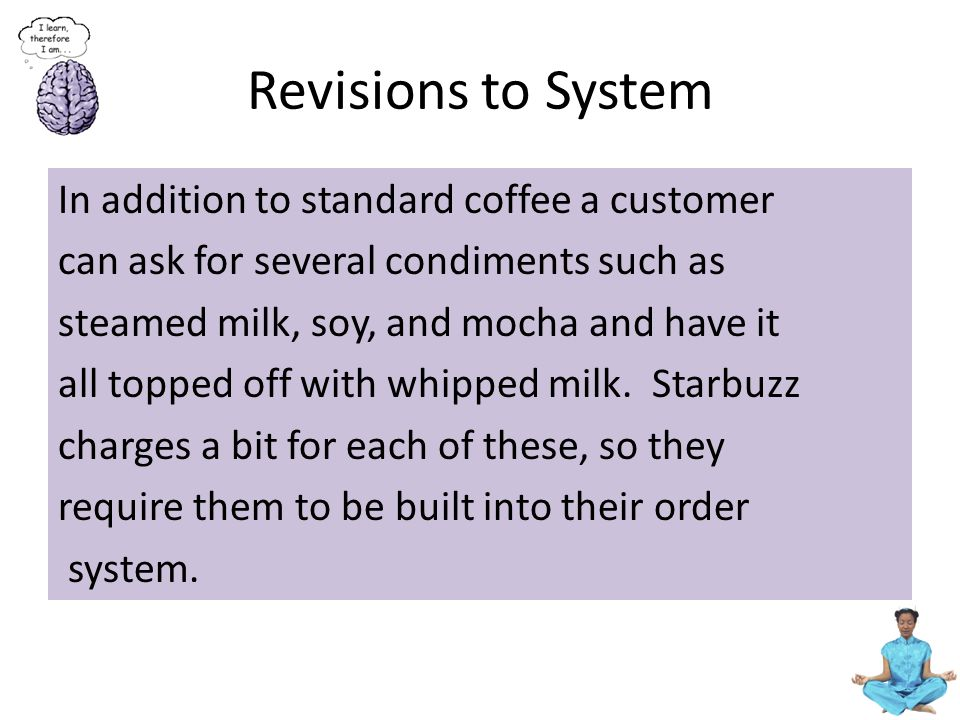 Revisions to System