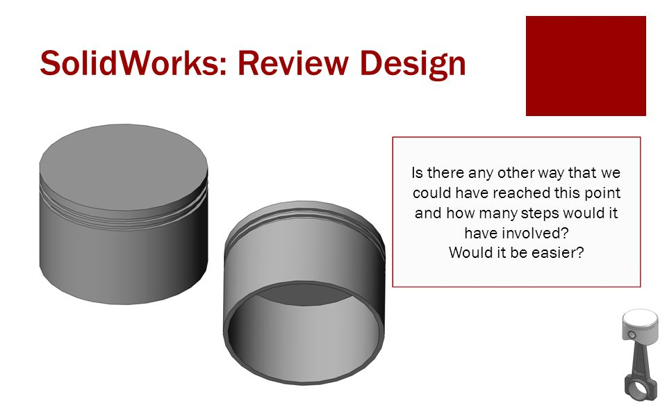 SolidWorks: Review Design