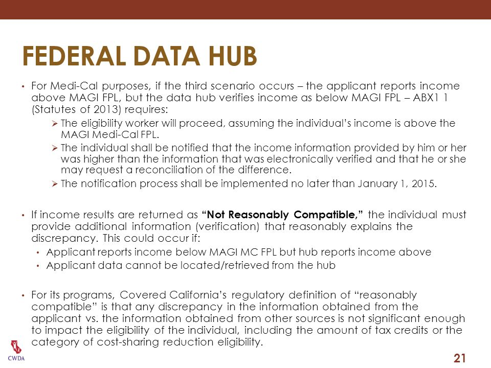 FEDERAL DATA HUB