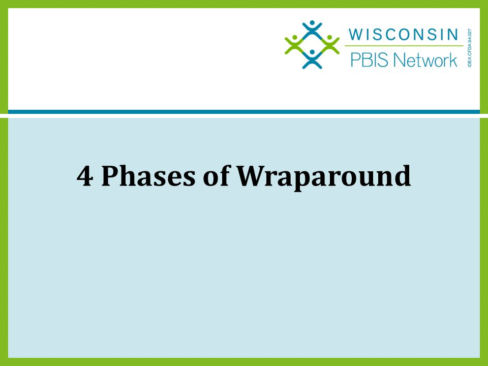 4 Phases of Wraparound