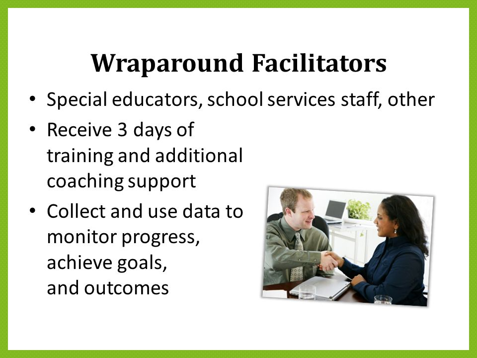 Wraparound Facilitators