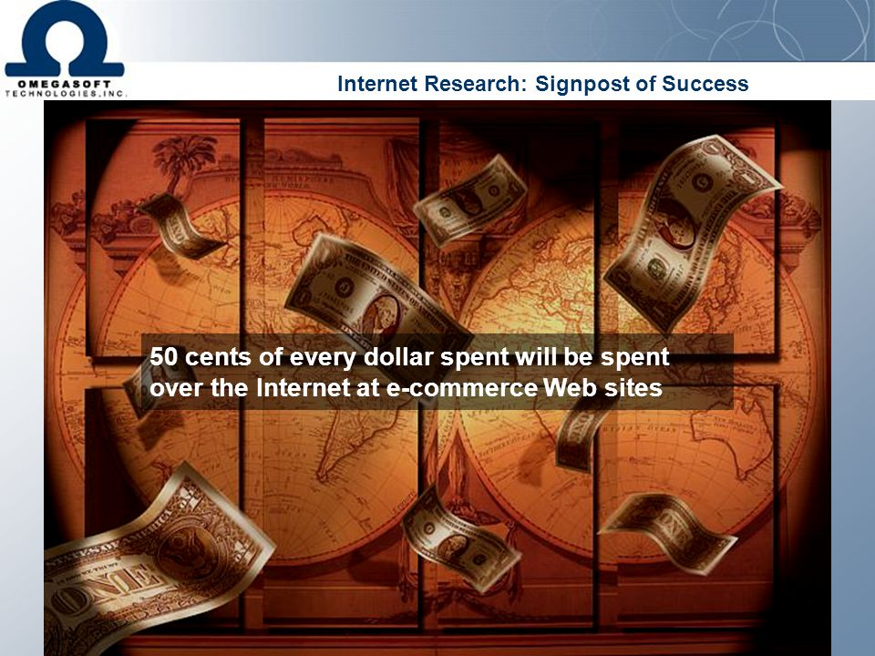 Internet Research: Signpost of Success