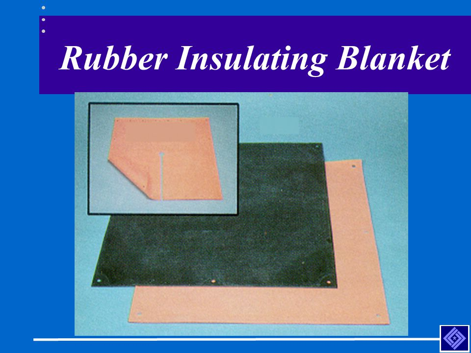 Rubber Insulating Blanket