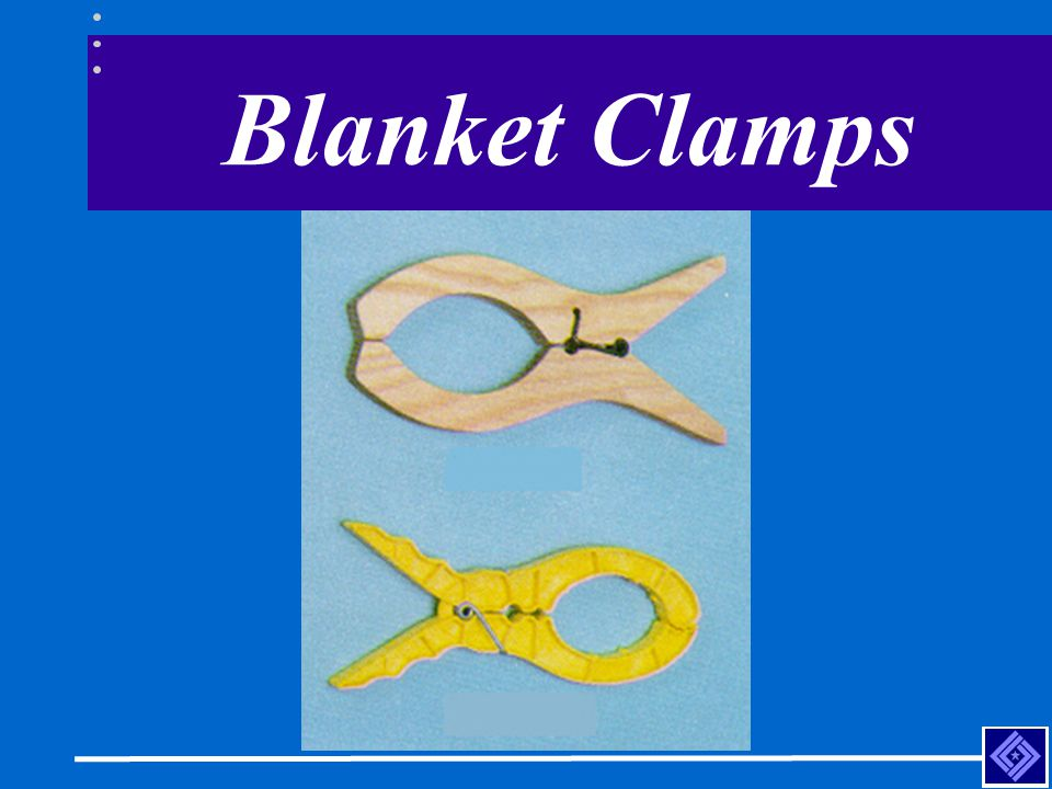 Blanket Clamps