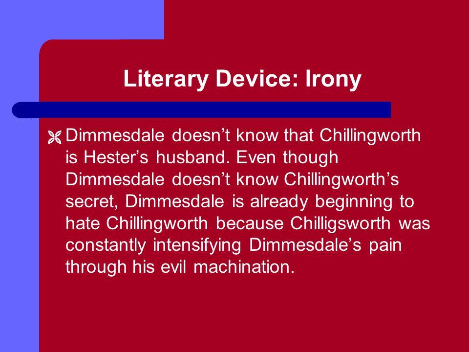 Literary Device: Irony