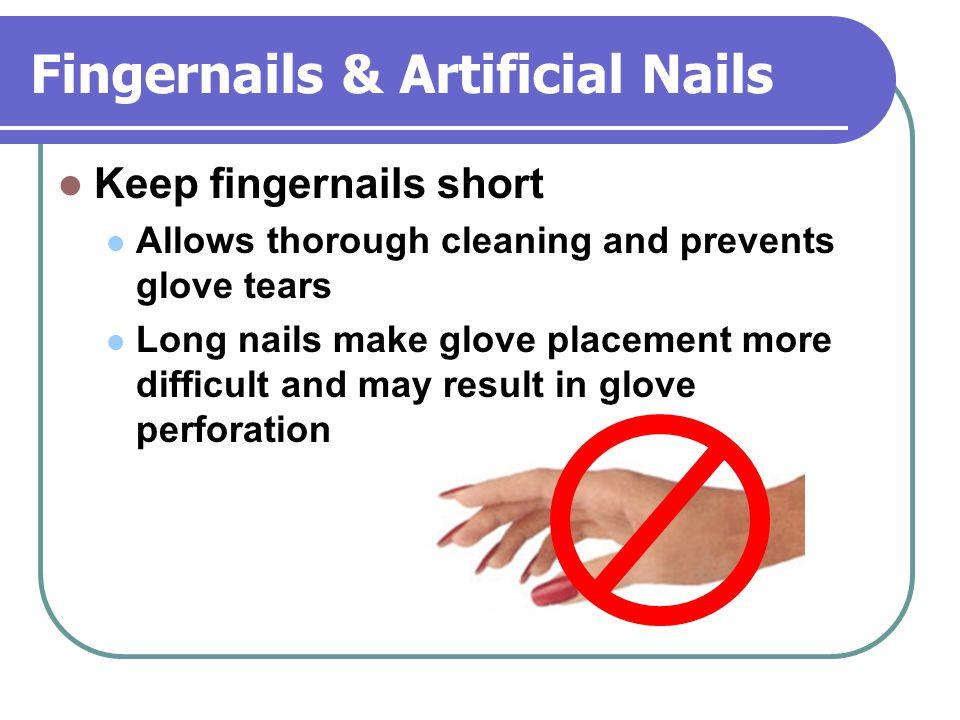 Fingernails & Artificial Nails
