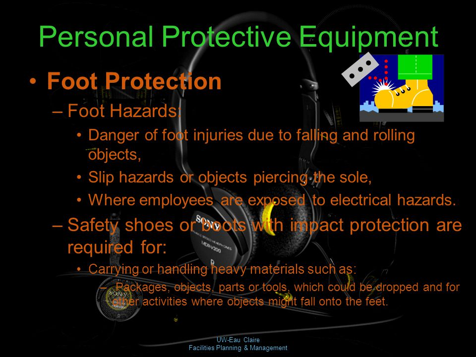 Personal Protective Equipment