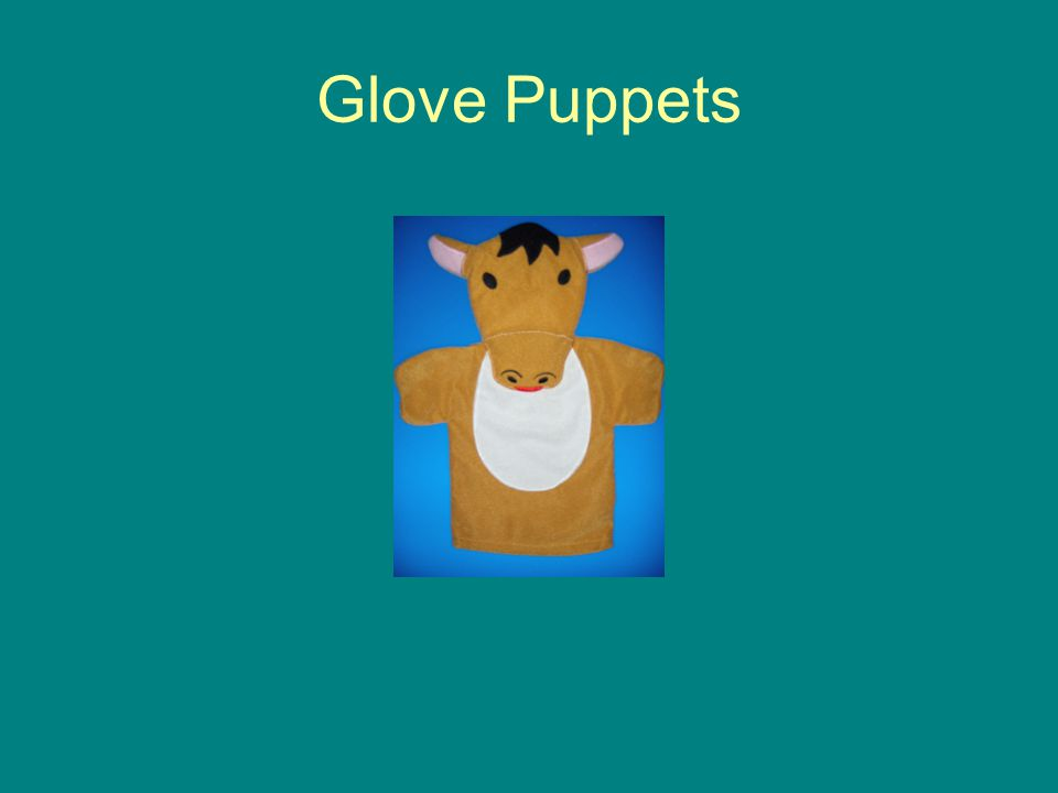 Glove Puppets