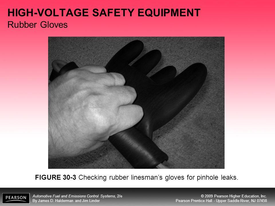 HIGH-VOLTAGE SAFETY EQUIPMENT Rubber Gloves