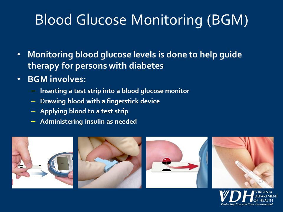 Blood Glucose Monitoring (BGM)
