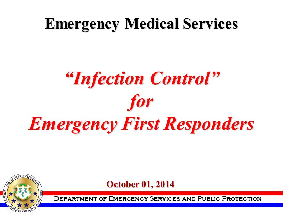 Emergency Medical Services Emergency First Responders