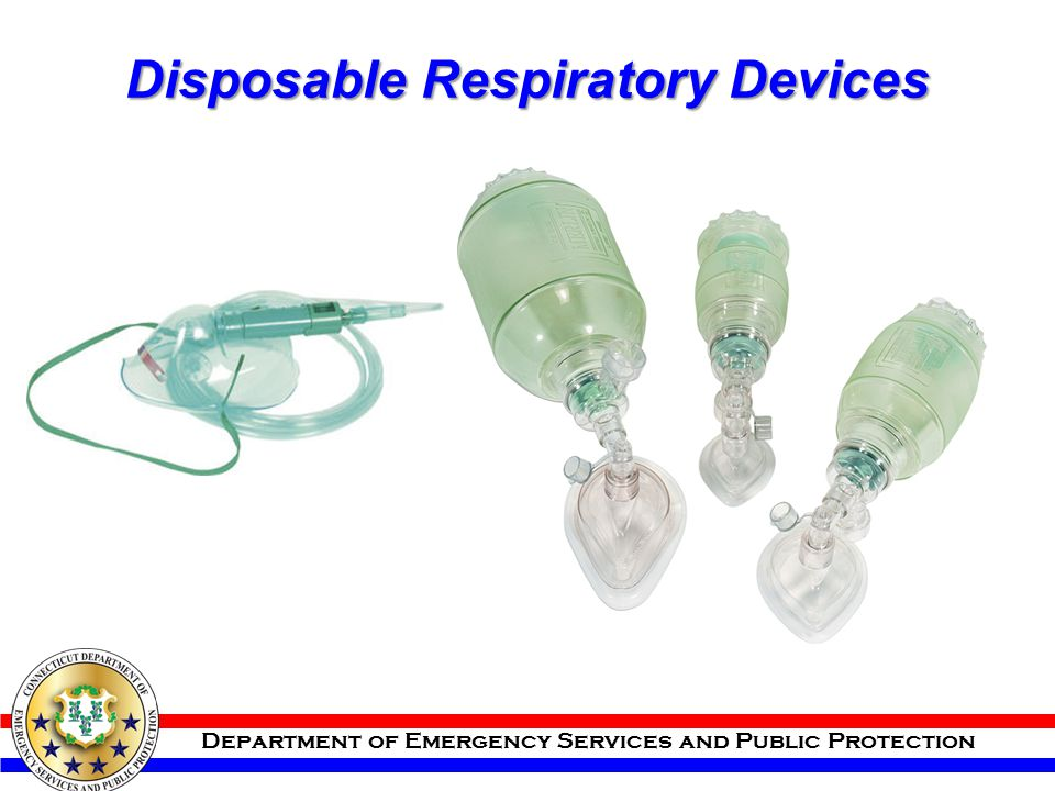 Disposable Respiratory Devices