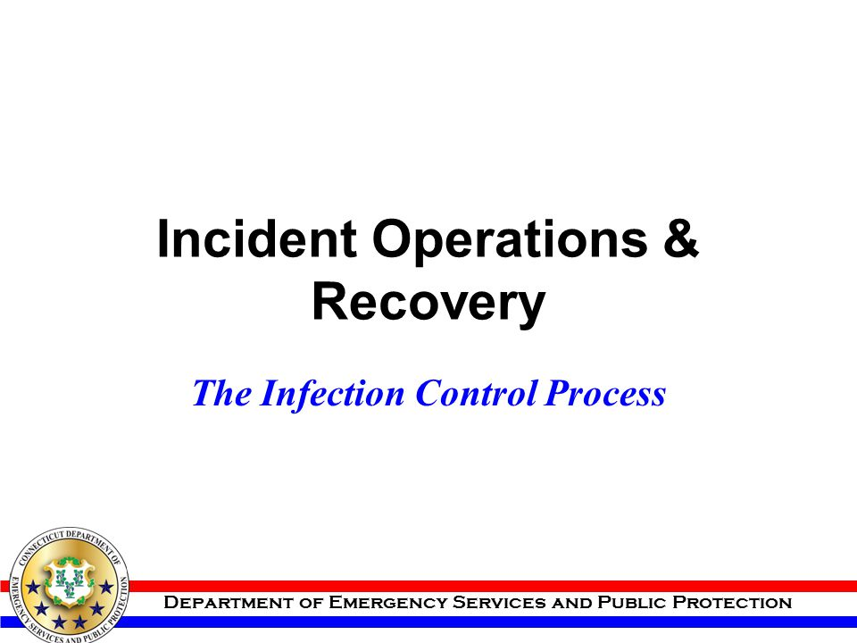 Incident Operations & Recovery