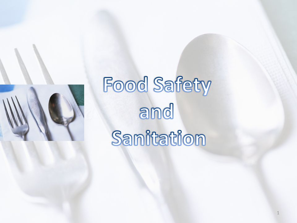 reaction paper food safety sanitation The introduction of food hygiene food safety is an increasingly important public health whereas the food sanitation normally refers to types of.