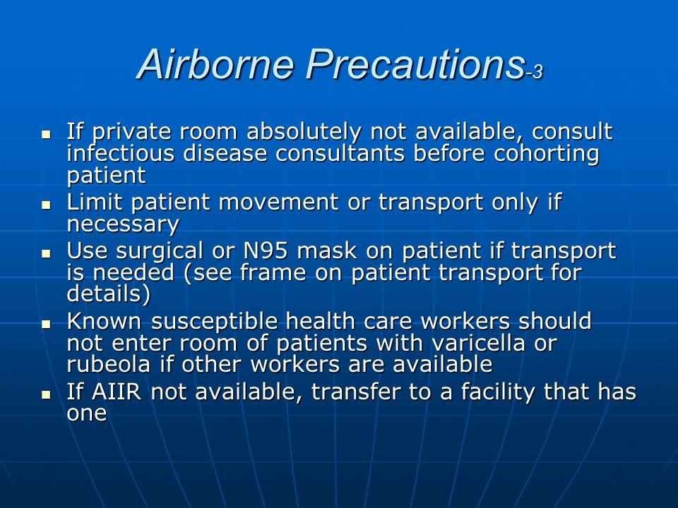 Airborne Precautions-3