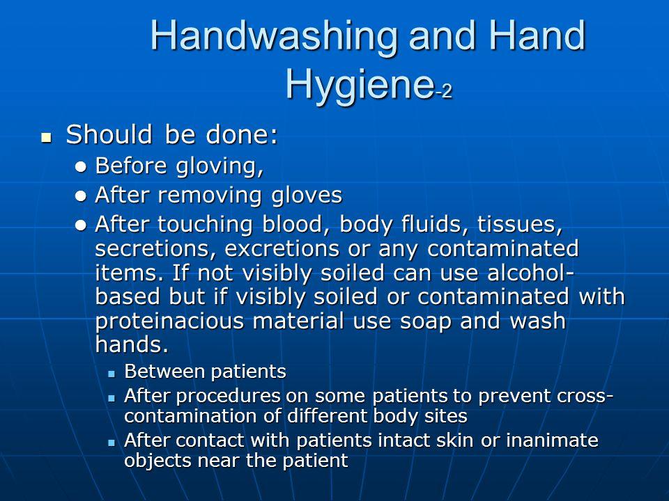 Handwashing and Hand Hygiene-2