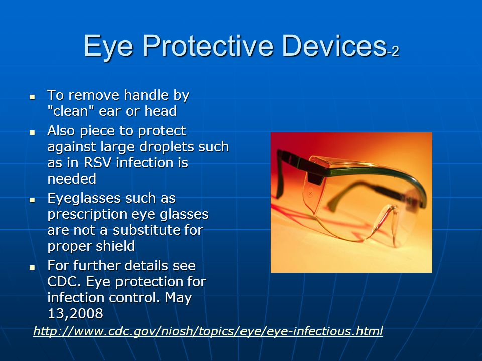 Eye Protective Devices-2
