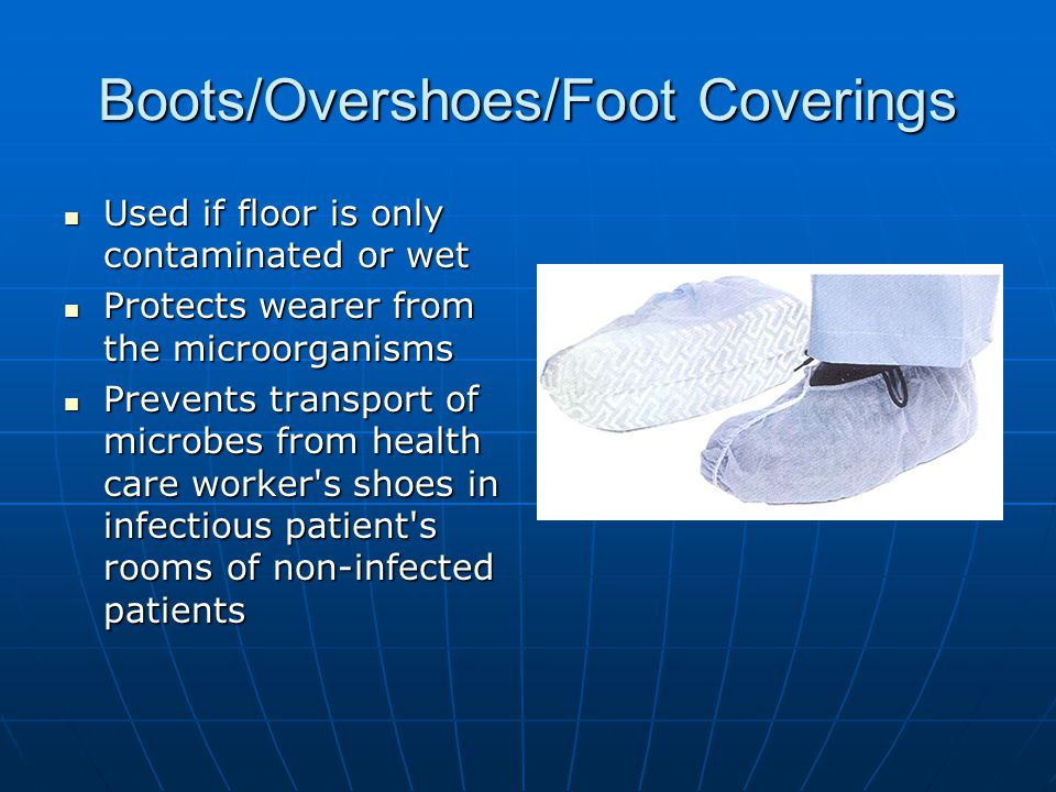 Boots/Overshoes/Foot Coverings