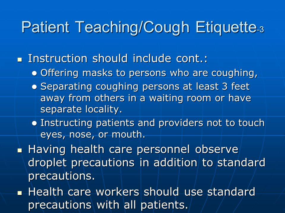 Patient Teaching/Cough Etiquette-3