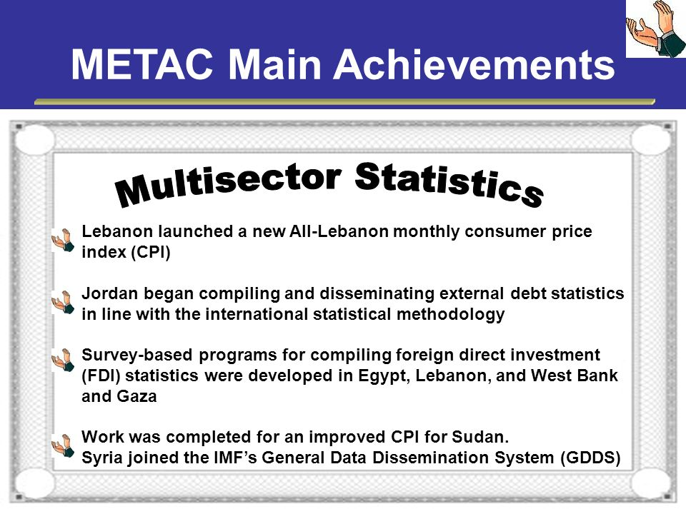 METAC Main Achievements