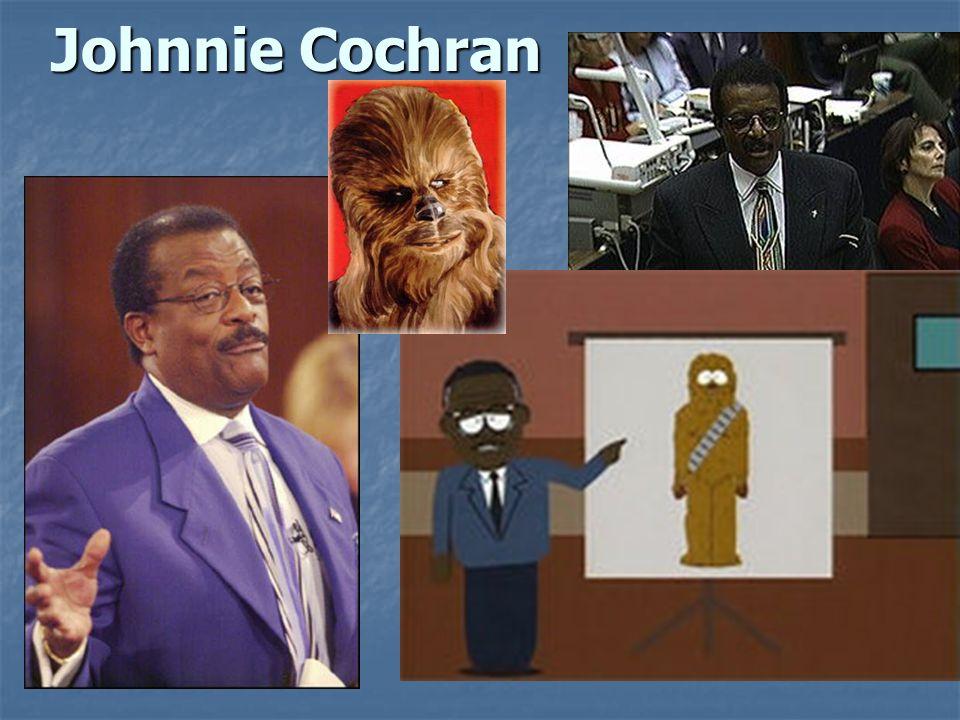 Johnnie Cochran