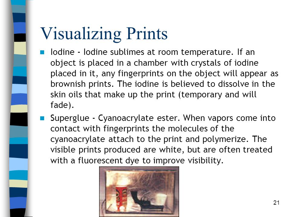 Visualizing Prints