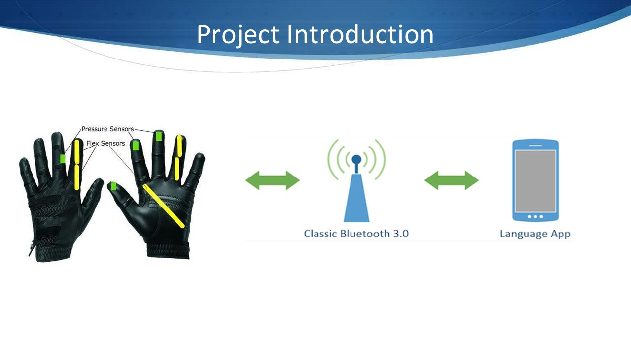 Project Introduction Glove diagram contrast. Re-do please.
