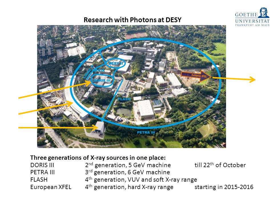 Research with Photons at DESY