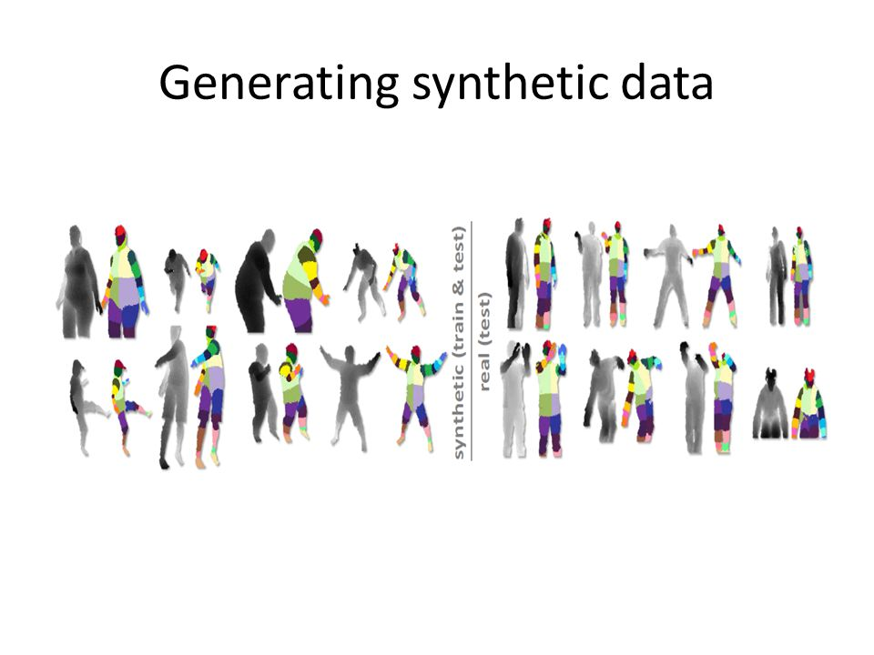 Generating synthetic data