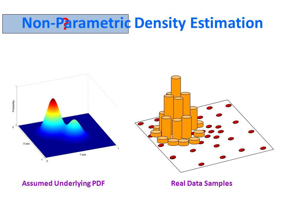 Non-Parametric Density Estimation