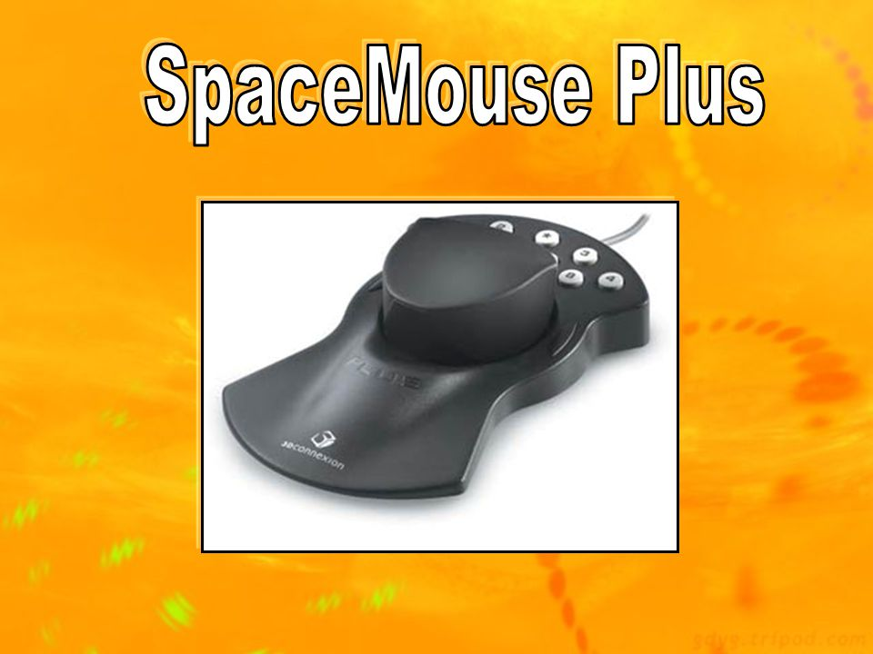 SpaceMouse Plus