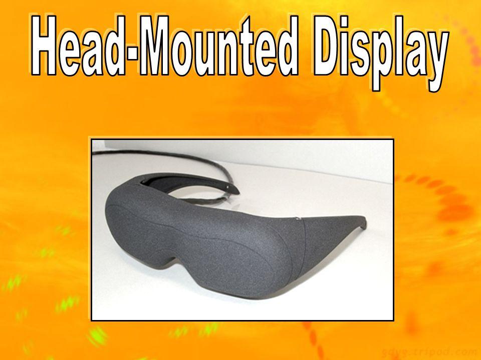 Head-Mounted Display