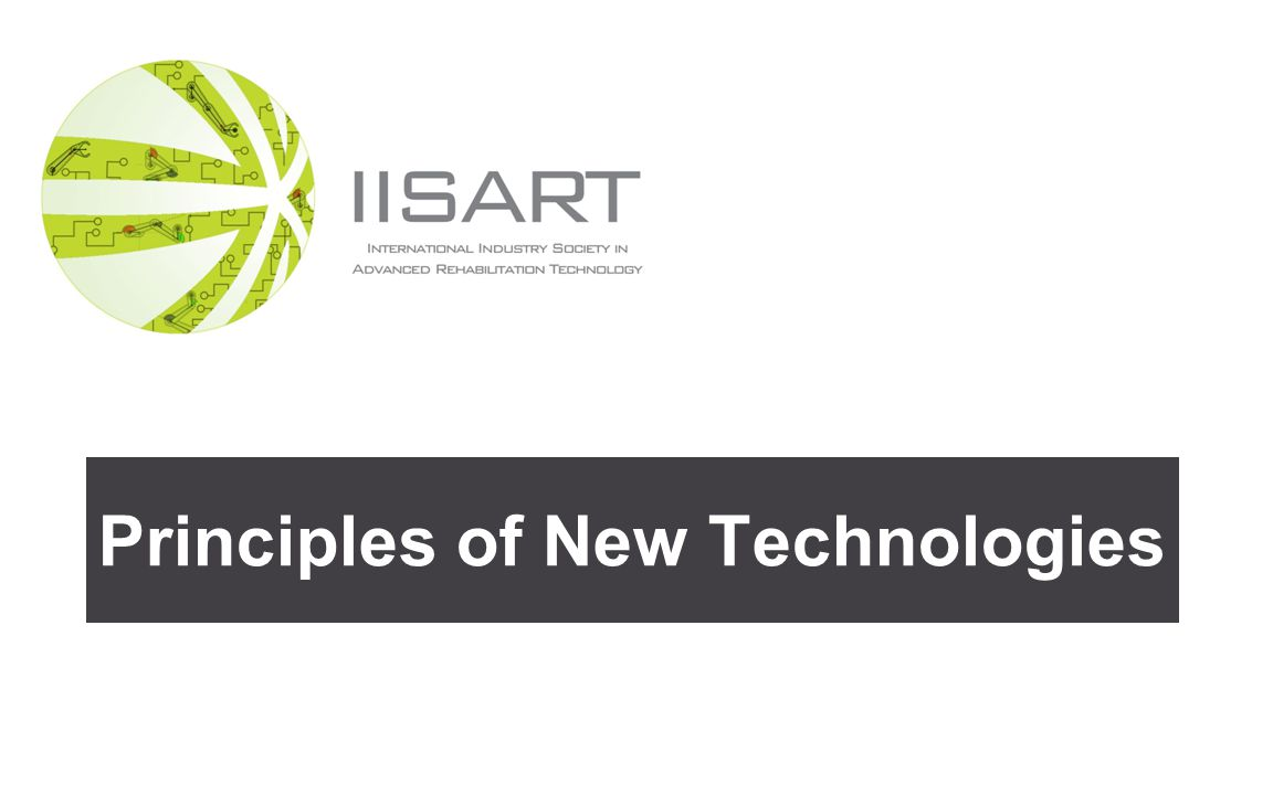 Principles of New Technologies