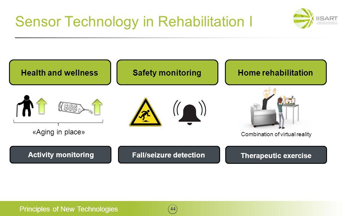 Sensor Technology in Rehabilitation I