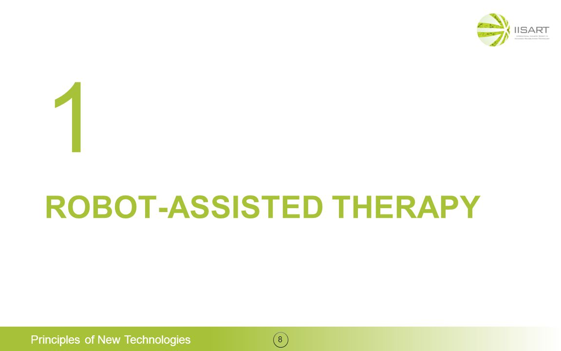 Robot-Assisted Therapy