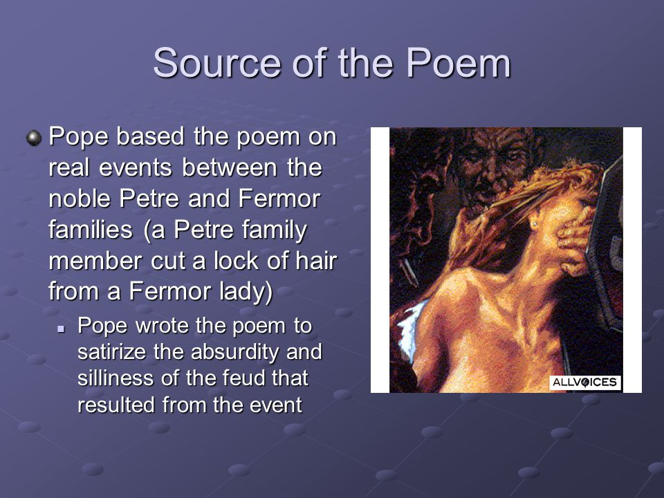 Source of the Poem